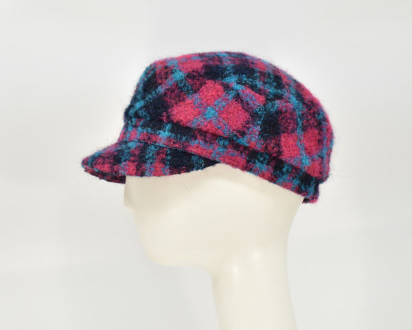 London: Perry - Plaid (Side View)