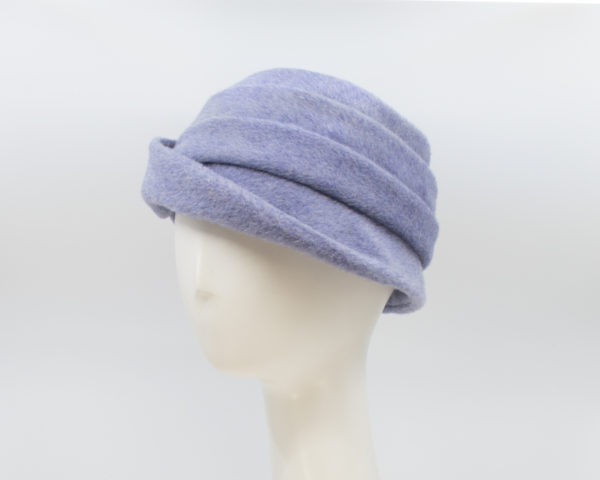 Mohair: Lexi - Ice (Side View)