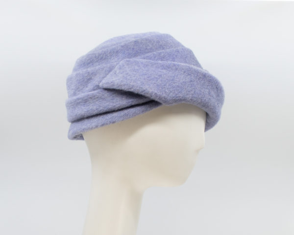 Mohair: Lexi - Ice (Side View 2)