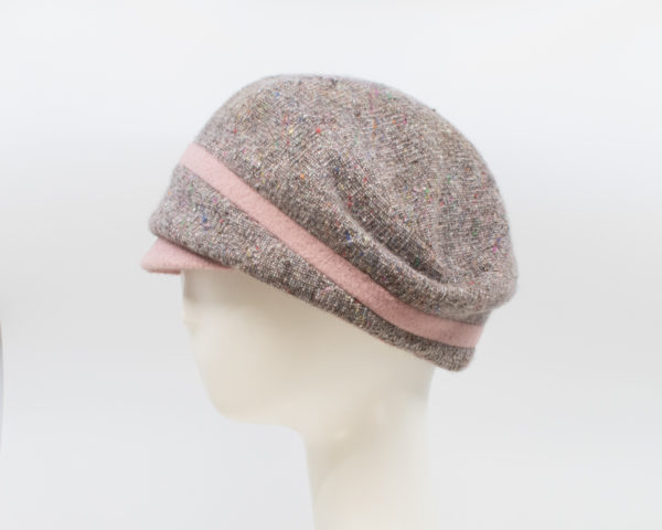 Tailor Made: Coco - Mocha/Blush (Side View)